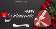 VALENTINES DAY Изображение, которым поделились на Facebook template