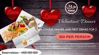 valentines day Digitale Vertoning (16:9) template
