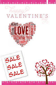 12 710 Customizable Design Templates For Valentine S Day Sale
