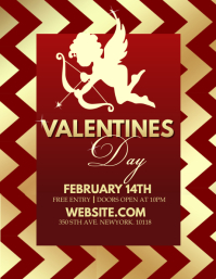 Valentines day flyer,Event flyers,party flyers
