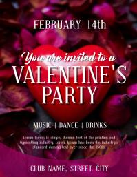 Valentines Day invite