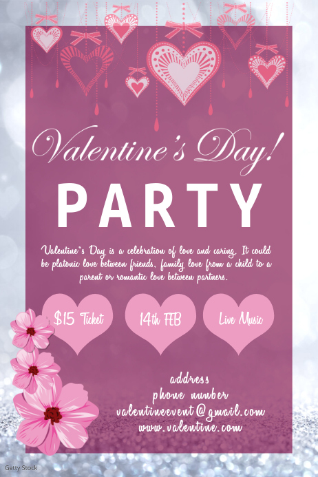 Valentines Day Party