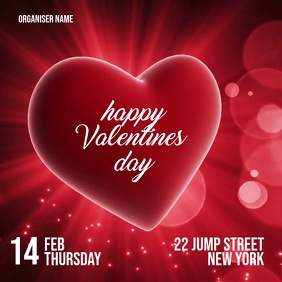 valentines day poster