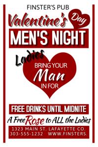Valentine's Day Pub Event