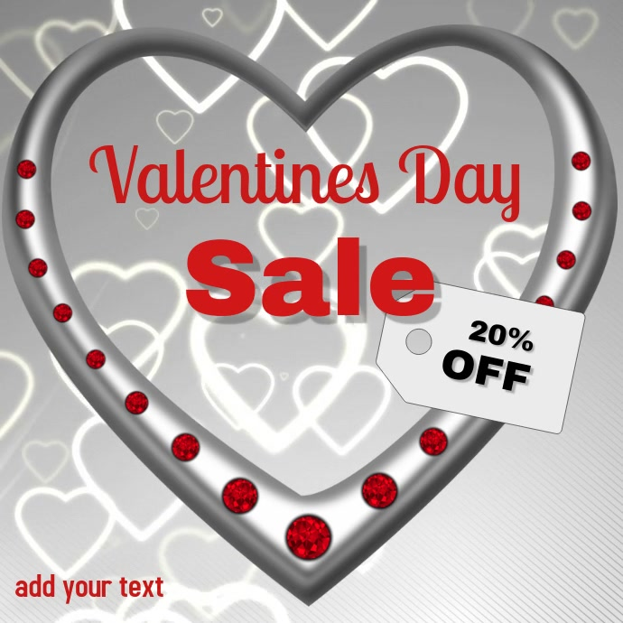 VALENTINES DAY SALE EVENT