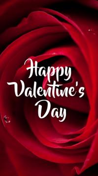valentines day template История на Instagram