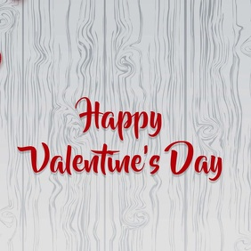 valentines day template