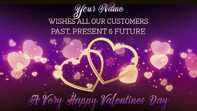 Valentines Day Video