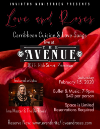 Valentines Event: Love & Roses