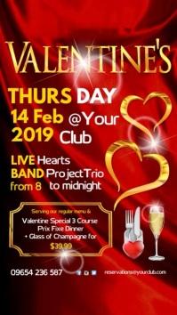 Valentines Event Instagram