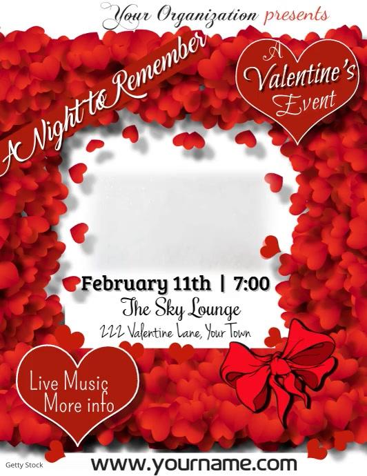 Valentines Event Video