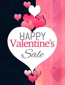 Valentines flyer,event flyers
