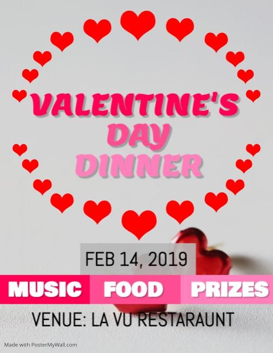 Valentines flyer 2019
