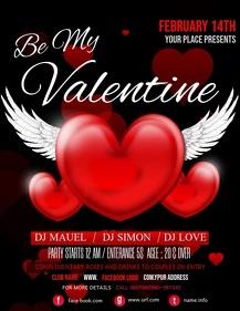 valentines flyers