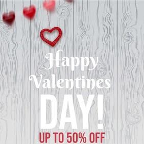valentines instagram promotion