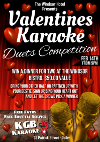 Valentines Karaoke