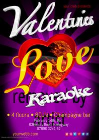 Valentines Love Karaoke