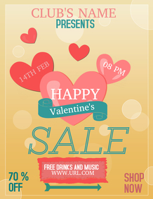 Valentines retail template,valentines ,Event Flyer