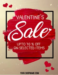 Valentines sale video