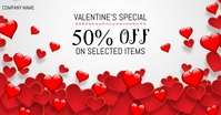 Valentines Special Facebook Share template