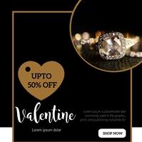 Valentines Template Cuadrado (1:1)