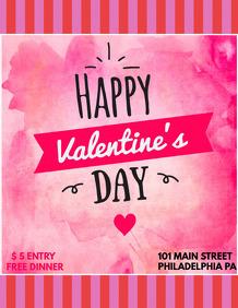 Valentines templates,Event templates