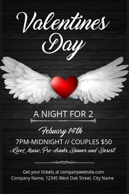valentines templates,party templates,event templates