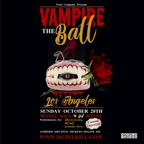 vampire ball insta