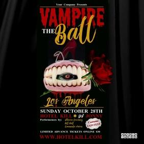 vampire ball insta video