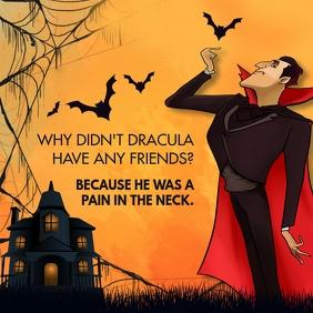 Vampire Joke Halloween