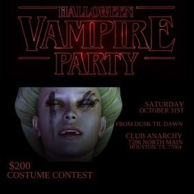 Vampire Night Party