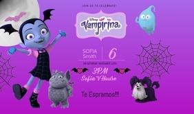 Vampirina Tag template