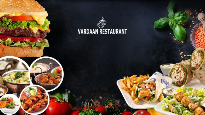 Vardaan Restaurant ตัวอย่างภาพบน YouTube template
