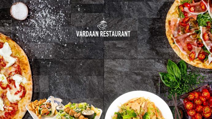 Vardaan Restaurant YouTube Duimnael template