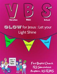 VBS Flyer