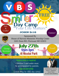VBS Summer Day Camp