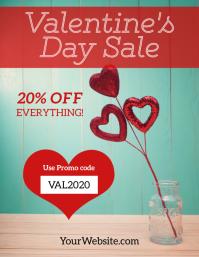 VDay Sales Flyer