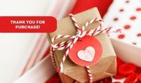 VDay Shop Tag template