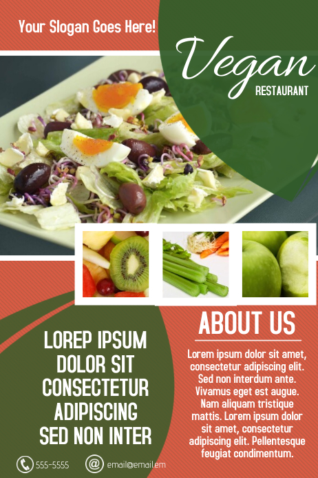 sample flyers for food business koni polycode co