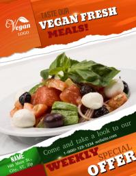 Vegan Menu