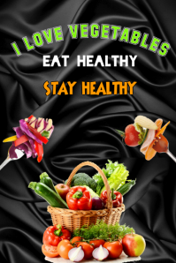 Vegetables stay healthy