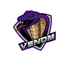 venom logos Logotipo template