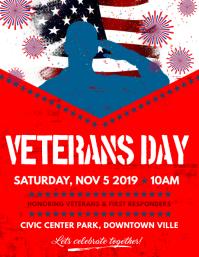 Veteran Day Flyer