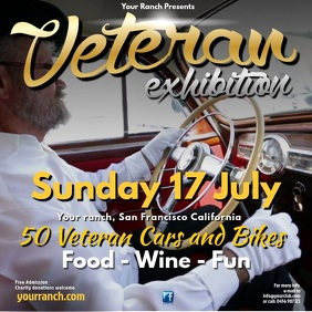 Veteran Exhibition Instagram