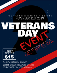 VETERANS day party