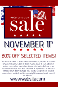 Veterans Day Retail