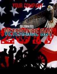 Veterans Day Flyers