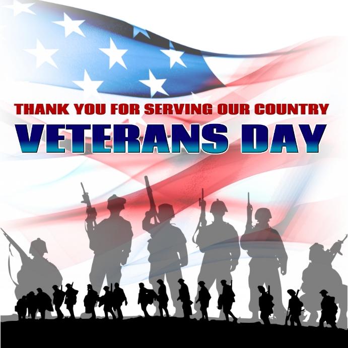 Veterans Day Template