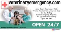 Veterianary Cliinic/Emergency/Pets