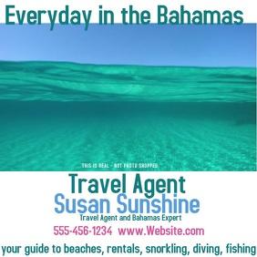 Video Beach Travel Bahamas Islands